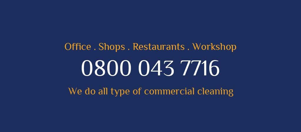 Commercial cleaning Alton